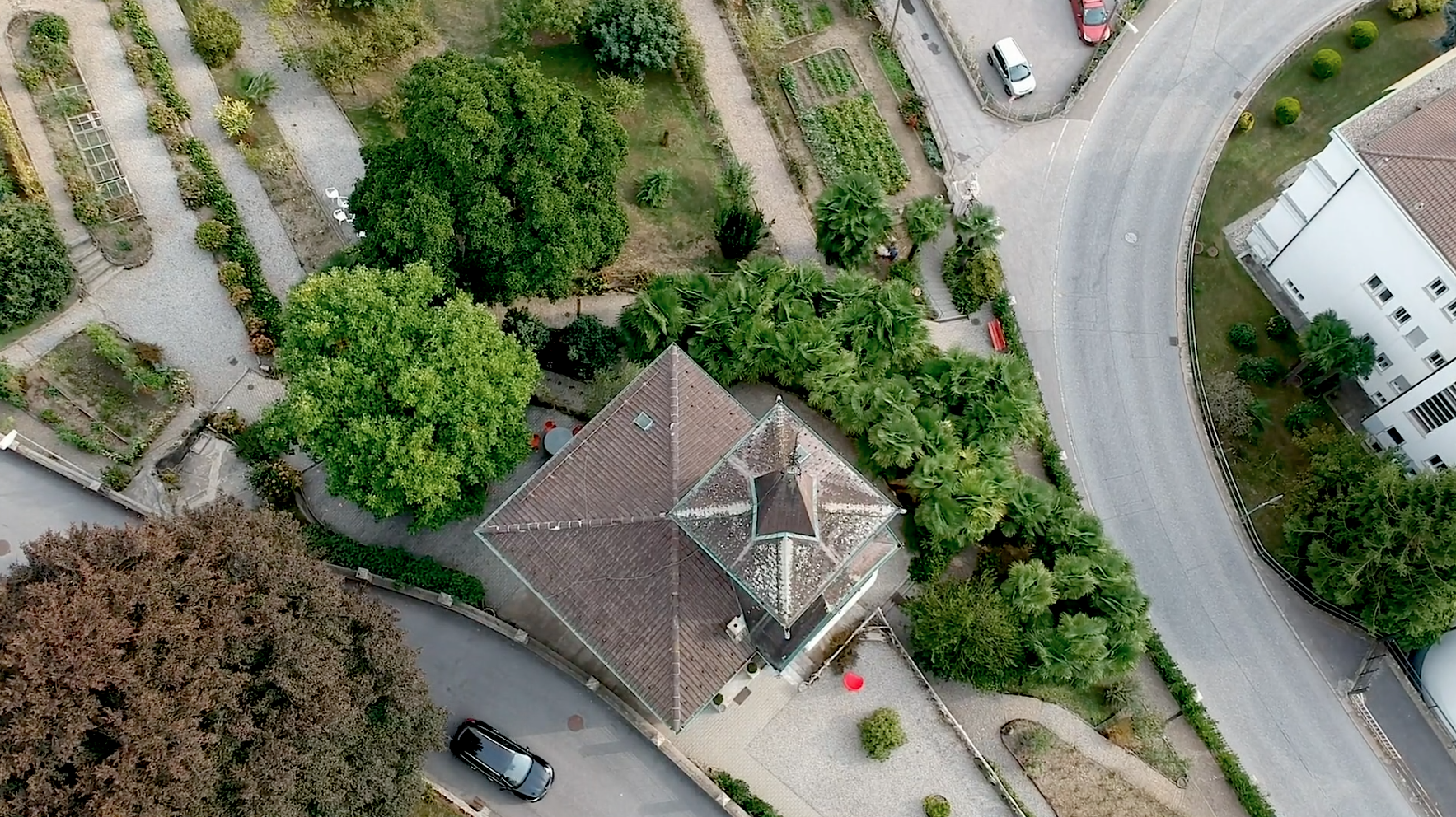 riprese video drone svizzera